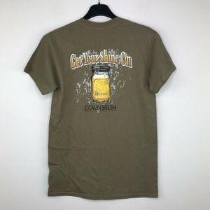Gildan S Shirt Get Your Shine Moonshine